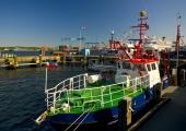 "Kiel - Forschungsschiff ""Polarfuchs"" Geomar"