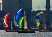 welcome-race-2012-spinaker-vor-kraftwerk