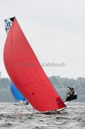 Kieler Woche 2017 - 49er - 49er FX - 069