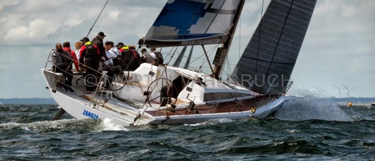 Kieler Woche 2018 - Club Swan 50 - Zanoza - RUS 5014 - 03