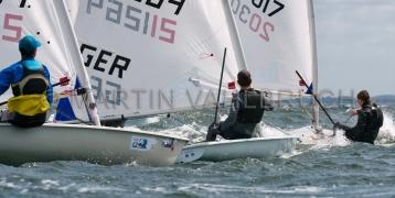 Kieler Woche 2018 - Laser M -  16