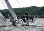 Kieler Woche 2018 -  Welcome Race - Piranha 3