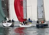 Kieler Woche 2018 -  Welcome Race -  Ithaka - Rockit - Tinkerbell 3