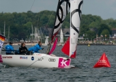 Kieler Woche 2018 - Womens Champions League - Deutscher Touring Yacht-Club - 2