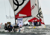 Kieler Woche 2018 - Womens Champions League - International Yacht Club Amsterdam - 1