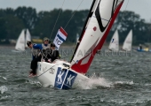 Kieler Woche 2018 - Womens Champions League - International Yacht Club Amsterdam - 2