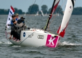 Kieler Woche 2018 - Womens Champions League - International Yacht Club Amsterdam - 5