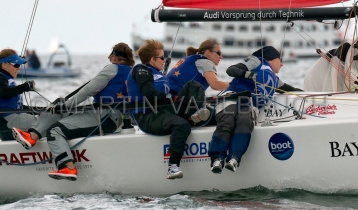 Kieler Woche 2018 - Womens Champions League - Royal Danish Yacht Club - 2