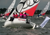 Kieler Woche 2018 - Womens Champions League - Women on Water - 1