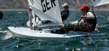 Kieler Woche 2019 - Laser W - GER 215181 Pauline Liebig
