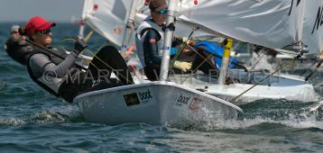 Kieler Woche 2019 - Laser W - POL 211313 Magdalena Kwasna 2