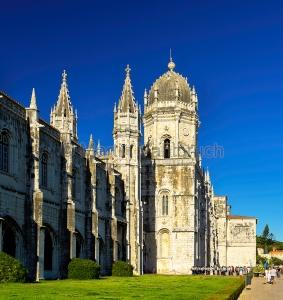 Lissabon - Belem - Mosteiro dos Jeronimos 2