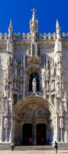 Lissabon - Belem - Mosteiro dos Jeronimos 3