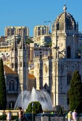 Lissabon - Belem - Mosteiro dos Jeronimos 4