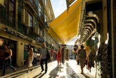 Lissabon - Rua Barros Queiros