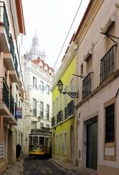 Lissabon - Carreira in der Alfama