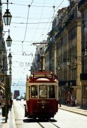 Lissabon - Carreira in der Baixa Chiado