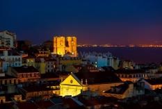 Lissabon - Baixa und Kathedrale 2