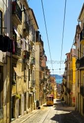 Lissabon - Elevador Bica 1