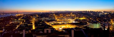 Lissabon - Panorama 2
