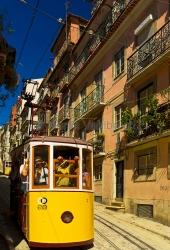 Lissabon - Elevador Bica 2