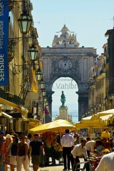 Lissabon - in der Baixa 2