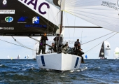 MAIOR - Regatta 2014   -   One4all, GER 4815 - Kai Mares -  Judel / Vrolijk 49 -  1