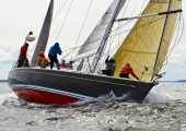 MAIOR - Regatta 2014   -   Big Easy III  GER 4858 - Thomas Weidemann - SWAN 48 S - 1