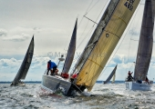 MAIOR - Regatta 2014   -   Big Easy III GER 4858 - Thomas Weidemann - SWAN 48 S - 3