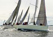 MAIOR - Regatta 2014   -   Bukh Bremen  GER 6661 - Jens Ellermann - Varianta 44, und Sporthotel   GER 6810  - Karl Dehler - DEHLER 38 C