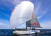 MAIOR - Regatta 2014   -   El Pocko  GER 6888 - Nils Heyde - PUMA 42 - 1