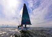 MAIOR - Regatta 2014   -   El Pocko  GER 6888 - Nils Heyde - PUMA 42 - 5