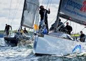 MAIOR - Regatta 2014   -   El Pocko GER 6888 - Nils Heyde - PUMA 42, und Gingko  GER 5938 - Dirk Clasen - PRIMA 38