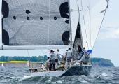 MAIOR - Regatta 2014   -   Ember Sea   GER 6868 - Matthias Mier - BRENTA 55 - 1