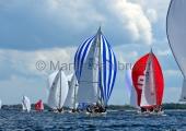 Maior Regatta 2015 - J 80 - Andres Rose, KYC, und andere