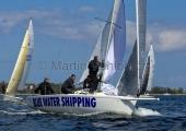 Maior Regatta 2015 - J 80 - Flemming Djernaes, Soenderborg Yacht Club 1
