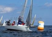 Maior Regatta 2015 - J 80 - Maximilian Gebhard, LYC