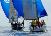 Maior Regatta 2015 - Kingfisher und Passion X 3