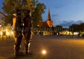 Neustadt - Fischerdenkmal 1
