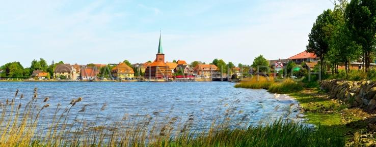 Neustadt - Panorama Binnenwasser 2