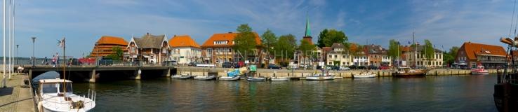 Panorama Neustadt Hafen 1