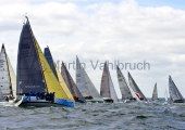 Kieler Woche 2014 - ORC International - Start 2