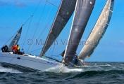 Kieler Woche 2014 - ORC International - Schueddelfrost und Aloha Mare