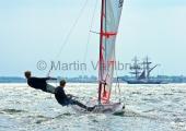 Young Europeans Sailing Kiel 2014 - 29er Class 15