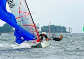 Young Europeans Sailing Kiel 2014 - 29er Class 2