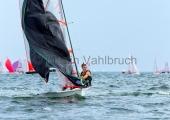 Young Europeans Sailing Kiel 2014 - 29er Class 3