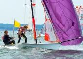 Young Europeans Sailing Kiel 2014 - 29er Class 12