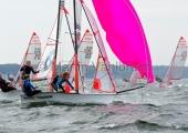 Young Europeans Sailing Kiel 2014 - 29er Class 8