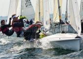 Young Europeans Sailing Kiel 2014 - 505 Class 1
