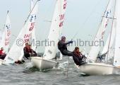 Young Europeans Sailing Kiel 2014 - 420 Class 3